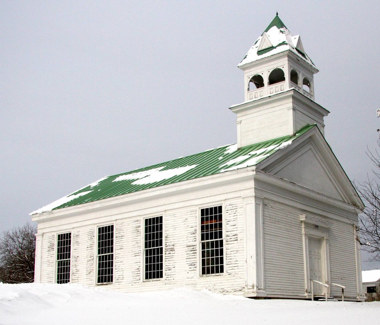 Union Church, New Haven Mills